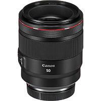 Об'єднання єктив Canon RF 50mm f/1.2 L USM