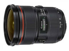 Об'єднання єктив Canon EF 24-70mm f/2.8 L II USM