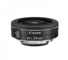 Об'єднання єктив Canon EF-S 24mm f/2.8 STM