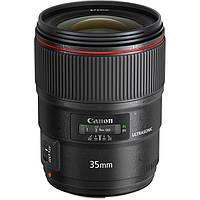 Об'єднання єктив Canon EF 35mm f/1.4 L II USM