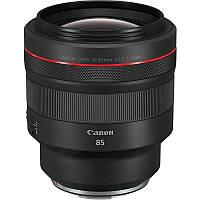 Об'єднання єктив Canon RF 85mm f/1.2 L USM