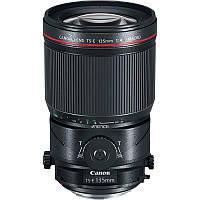 Об'єднання єктив Canon TS-E 135mm f/4.0 L Macro