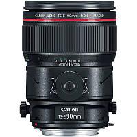 Об'єднання єктив Canon TS-E 90mm f/2.8 L Macro