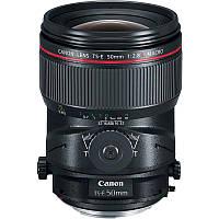 Об'єднання активні Canon TS-E 50mm f/2.8 L Macro