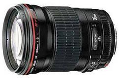 Об'єднання єктив Canon EF 135mm f/2.0 L USM