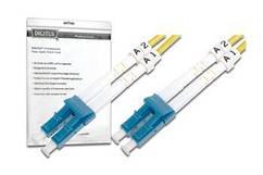 Оптичний патч-корд DIGITUS LC-LC, 9/125, OS2, duplex, 5m