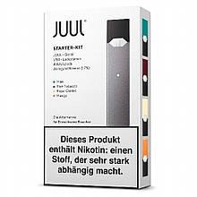 JUUL Starter Kit 4 Pods 1.7% Графітовий