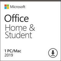 Програмний продукт Microsoft Office Home and Student 2019 All Lng PKL Onln CEE Only DwnLd C2R NR