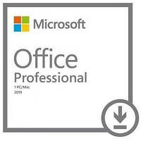Програмний продукт Microsoft Office Pro 2019 All Lng PKL Online CEE Only DwnLd C2R NR