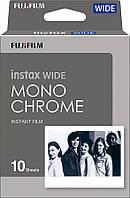 Фотопапір Fujifilm COLORFILM INSTAX WIDE MONOCHROME (108х86мм 10шт)