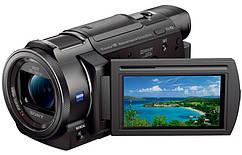 Цифр. відеокамера 4K Flash Sony Handycam FDR-AX53 Black