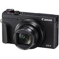 Цифр. фотокамера Canon Powershot G5 X Mark II Black