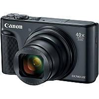 Цифр. фотокамера Canon Powershot SX740 HS Black