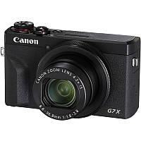 Цифр. фотокамера Canon Powershot G7 X Mark III Black
