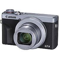 Цифр. фотокамера Canon Powershot G7 X Mark III Silver