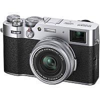 Цифр. фотокамера Fujifilm X100V silver