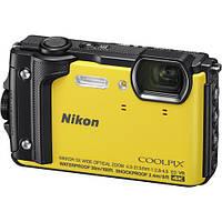 Цифр. фотокамера Nikon Coolpix W300 Yellow
