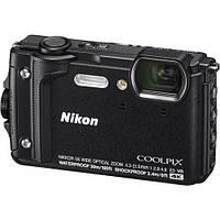 Цифр. фотокамера Nikon Coolpix W300 Black
