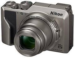 Цифр. фотокамера Nikon Coolpix A1000 Silver