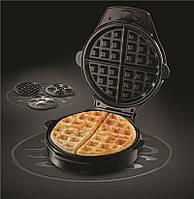 Прилад 3 В 1 для приготування пончиків вафель і кексів Russell Hobbs 24620-56 Fiesta