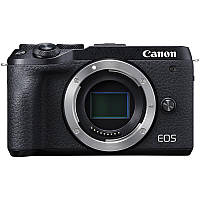 Цифр. фотокамера Canon EOS M6 Mark II Body Black