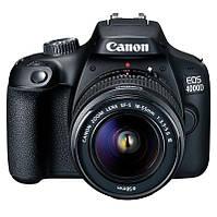 Цифр. дзеркальна фотокамера Canon EOS 4000D + 18-55 DC III