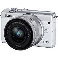 Цифр. фотокамера Canon EOS M200 + 15-45 IS STM White