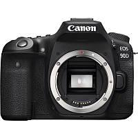 Цифр. дзеркальна фотокамера Canon EOS 90D Body