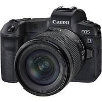 Цифр. фотокамера Canon EOS R + RF 24-105 f/4.0-7.1 IS STM