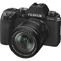 Цифр. фотокамера Fujifilm X-S10++ XF 18-55mm F2.8-4.0 Kit Black