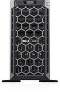 Сервер Dell, EMC T440, 8LFF, no CPU, no RAM, no HDD, H730P, RPS 750W, iDRAC9Ent, 3Yr NBD, Tower