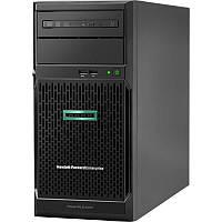 Сервер HPE ML30 Gen10 E-2224 3.4 GHz/4-core/1P 8GB UDIMM/1GB 2p/S100i/4LFF NHP 350W Svr Twr
