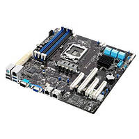 Материнська плата серверна ASUS P10S-M s1151 C236 4xDDR4 VGA COM mATX