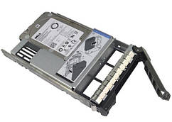 Накопичувач на жорстких магнітних дисках DELL 600GB SAS 15K RPM 12Gbps 2.5 in Hot-plug Hard Drive,3.5 in HYB