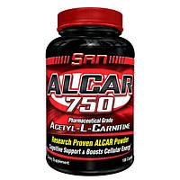 SAN Ацетил-L-карнитин ALCAR 750 (100 tab)