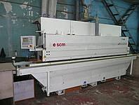 Кромкооблицовочный станок SCM Olimpic K500 б/у 2008 г.