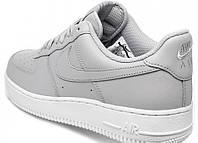 Серие с белой подошвой Nike Air Force 1