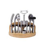 Набор барных инструментов Fissman Orto 5 пр 1504 F