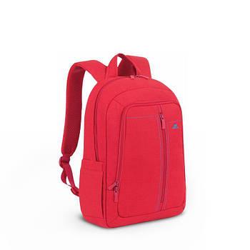 "Рюкзак Rivacase 7560 Red 15.6"""
