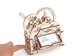 Механические 3D пазлы UGEARS - «Механическая шкатулка», фото 3