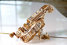 Механические 3D пазлы UGEARS - «Харди-Гарди», фото 2