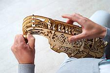Механические 3D пазлы UGEARS - «Харди-Гарди», фото 3