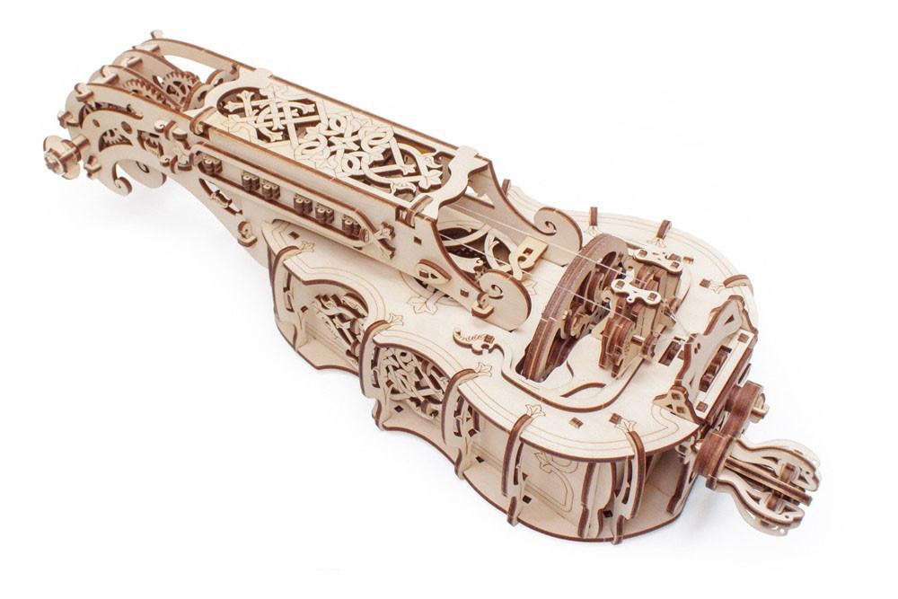 Механические 3D пазлы UGEARS - «Харди-Гарди»