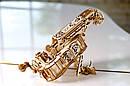 Механические 3D пазлы UGEARS - «Харди-Гарди», фото 4