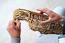 Механические 3D пазлы UGEARS - «Харди-Гарди», фото 5
