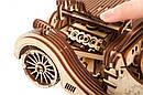 Механические 3D пазлы UGEARS - «Родстер VM-01», фото 5