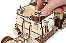 Механические 3D пазлы UGEARS - «Тягач VM-03», фото 5