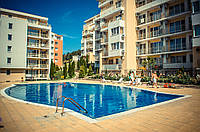 45 000 евро - меблированая 3-х комнатная квартира 81м2 с видом на море в Grand Resort