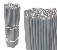 Свечи восковые серебряные, номерные (№30) (1 кг.)