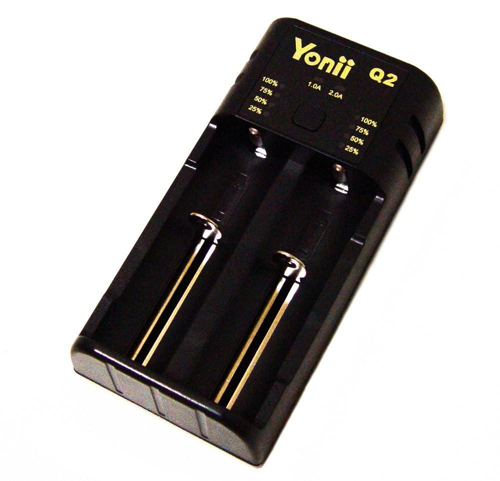 Зарядное устройство для аккумуляторов Yunii Q2 universal 7003